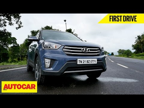 Hyundai Creta | First Drive | Autocar India