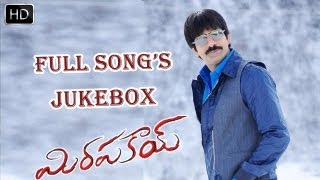 Mirapakay TeluguMovie Full Songs ||  Jukebox || Ravi Teja, Richa Gangopadyaya,Deeksha Seth