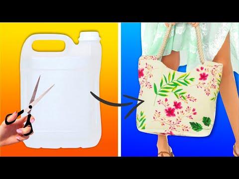 18 ideias para reciclar
