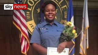 Breonna Taylor - One officer charged, but not over the fatal shooting