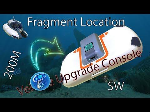 Vehicle Upgrade Console Location Subnautica General Gameplay Discussion I was just wondering if there was anyone who knew anything. steam community
