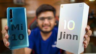 Mi 10 Unboxing   108 Mp Camera Laga Diya 😱😱😱😱