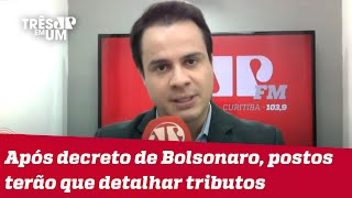 Marc Souza: Temos que discutir a privatização da Petrobras