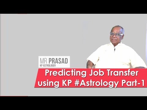Download When Will I Get A Job Via Vedic Astrology Video 3GP