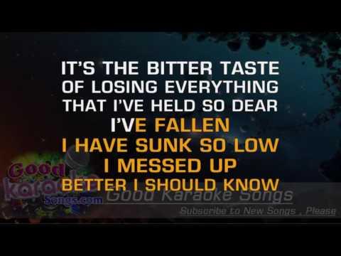 Fallen - 30 Seconds To Mars ( Karaoke Lyrics )