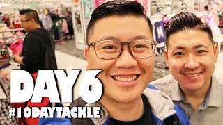 #10DAYTACKLE - A TYPICAL WEEKEND (Day 6)