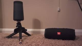 Bose Revolve vs JBL Charge 3