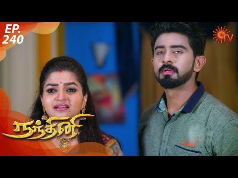 Nandhini - நந்தினி | Episode 240 | Sun TV Serial | Super Hit Tamil Serial