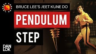 How To Quickly Attack And Retreat With JKD Pendulum Step