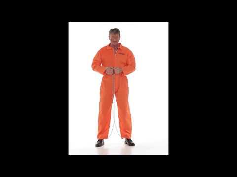 Disfraz de Preso Naranja.