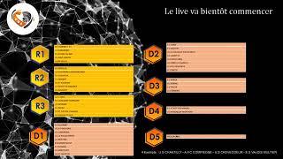 Tirage 4ème tour Coupe Oise Seniors