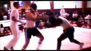 Mike Tyson Vs. Dan Cozad [Amateurs]