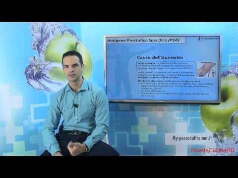 Membro non ottiene prostatite cronica