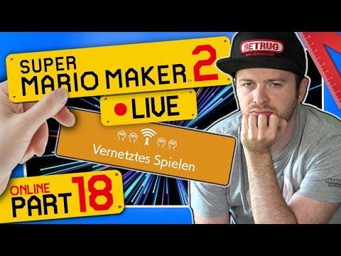 🔴 REIF FÜR DIE ANSTALT beim Versuch Rang A zu erreichen 👷 SUPER MARIO MAKER 2 ONLINE #13