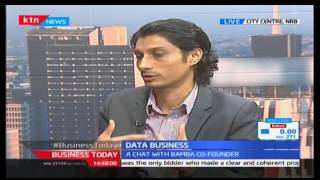 Business Today 18th May 2017 - [Part 3] -  State of Data-Business in Kenya
