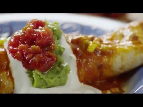 How to Make Wet Burritos | Mexican Recipes | Allrecipes.com