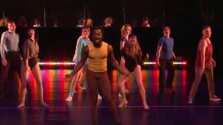"""""""Montage Part 4: Gimme The Ball"""" From A Chorus Line @ Texas State University"""