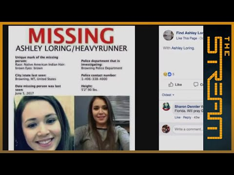What's being done to prevent disappearances of Native American women?   The Stream