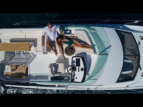 Beneteau Gran Turismo 50 Sportflyvideo