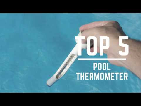 Top 5 Best Pool Thermometer