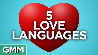 Find Your Love Language (TEST)