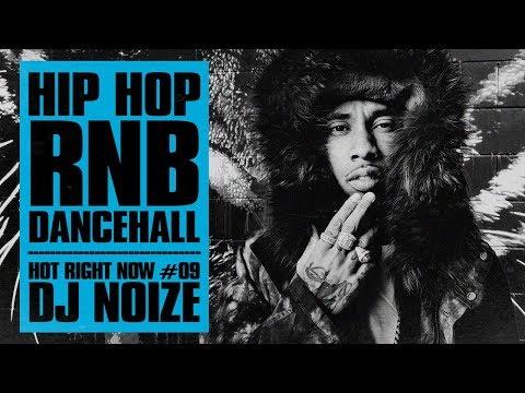 Hot Right Now #09 |Urban Club Mix October 2017 | New Hip Hop R&B Rap Dancehall Songs |DJ Noize