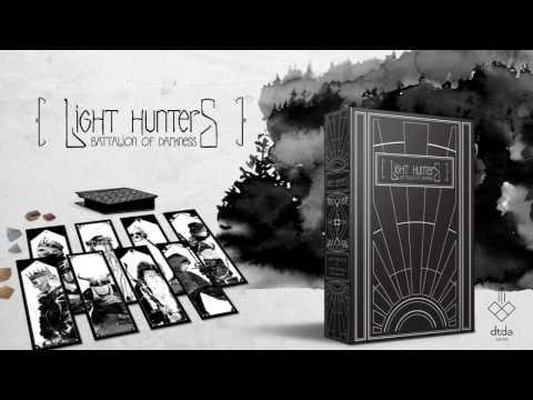 Light Hunters | Battalion of Darkness - Trailer