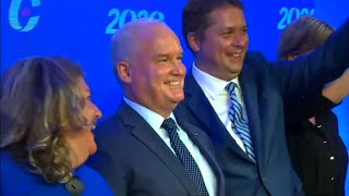 Erin O'Toole wins leadership of Conservative Party of Canada – August 23, 2020