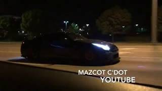 GTRs Night Stalking.. Nissan GTR Exhaust & LOUD turbo sound! Armytrix Forgiatos Demon Eyes