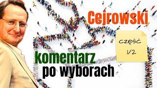 1/2 Cejrowski – komentarz po wyborach 2019/10/14 Studio Dziki Zachód odc. 30