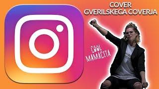 Coolmamacita zapoje cover Gverilskega coverja | TORKOV POTEGNI