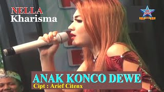 Download Lagu Nella Kharisma Anak Konco Dewe Official Mp3