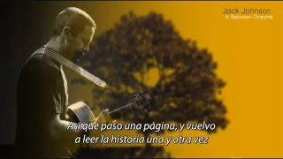 "Video thumbnail of ""Jack Johnson - Never Know (subtitulos español)"""