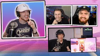 Reacting to Miniminter & Randolph's Reaction to My Reaction to The Helium Song