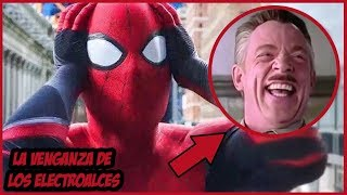 FINAL Explicado + Escenas Post Creditos Spiderman Lejos de Casa – Spiderman Far From Home –