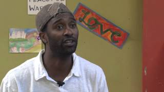 In the Studio with Rashidi Omari | KQED Arts