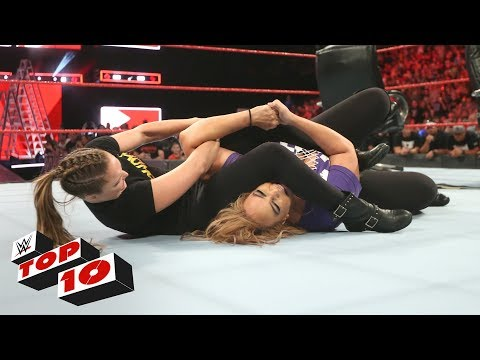 Download Top 10 Raw moments: WWE Top 10, June 11, 2018