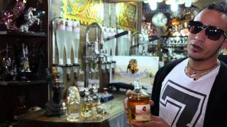 preview picture of video 'Cleopatra Perfume Palace Camden Town London'