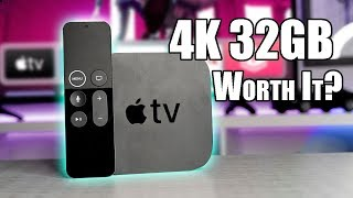 Apple TV 4K 32GB, Still WORTH IT!? - Review