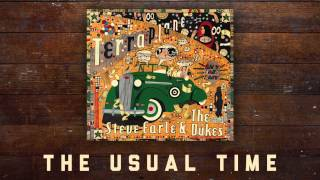 Steve Earle & The Dukes - The Usual Time [Audio Stream]