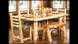 Rustic Country Furniture Ideas
