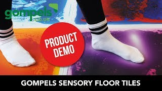 Product Demo - Sensory Floor Tiles