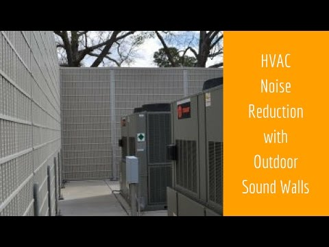 HVAC Noise Reduction CASE STUDY – St. Mark's Cathedral School