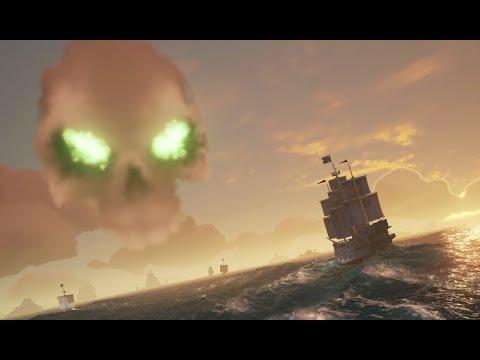 Sea of Thieves #1 - Jak být správným pirátem + Starda