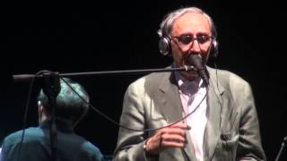 """(brunatesseri)Battiato luglio - Milano 2014- """"Secondo Imbrunire"""""""