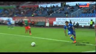 Локомотив Москва-Аполлон 1:4 обзор матча.  Позор