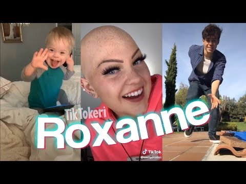 Roxanne - NEW TIKTOK VIRAL TREND (Arizona Zervas - Roxanne)
