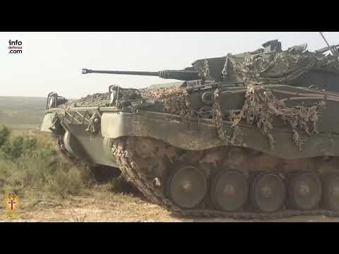 Escribano suministrará cámaras a los vehículos Pizarro del Ejército por dos millones