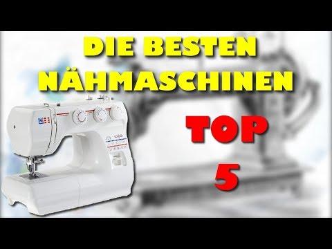 Die 5 besten Nähmaschinen - Welches ist die beste Nähmaschine ?