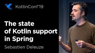 The State of Kotlin Support in Spring